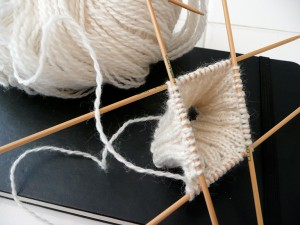 Learning to knit with DPN