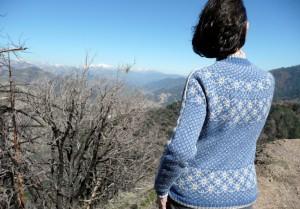 Blueprint pullover